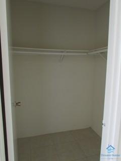 walk-in closet of 14429 E. Beckner St.