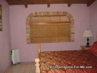 Las Chachalas 22 master bedroom, Las Gaviotas, Rosarito Beach