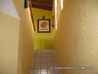 Las Chachalas 22 stairs, Las Gaviotas, Rosarito Beach