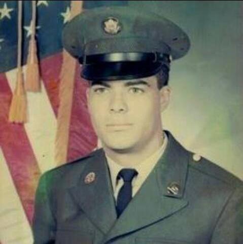 Jose G Gutierrez, US Army