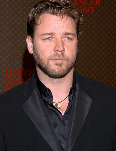 Russell Crowe in Las Gaviotas